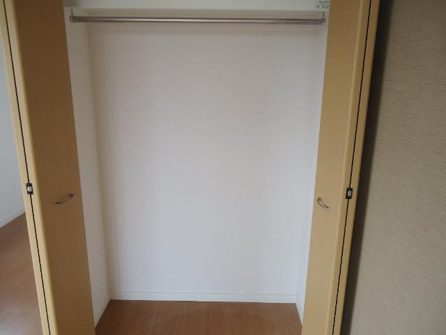 COTY 202号室の収納