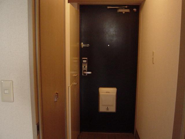 レジデンス梶ヶ谷 00202号室の玄関
