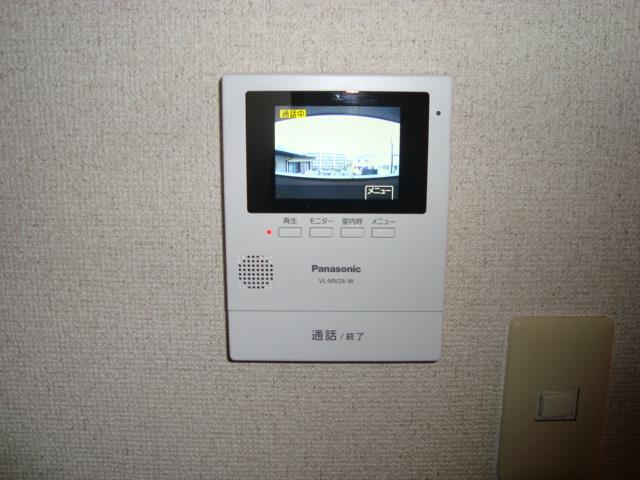 レジデンス梶ヶ谷 00202号室のセキュリティ