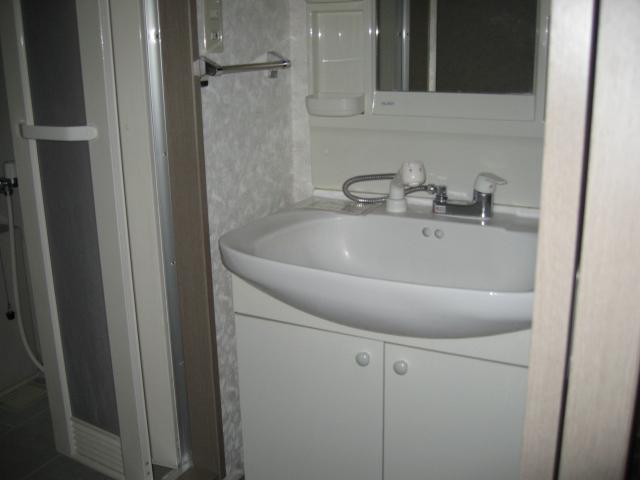 プラザ・ディア 301号室の洗面所