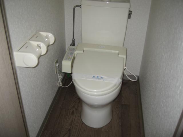 プラザ・ディア 301号室のトイレ