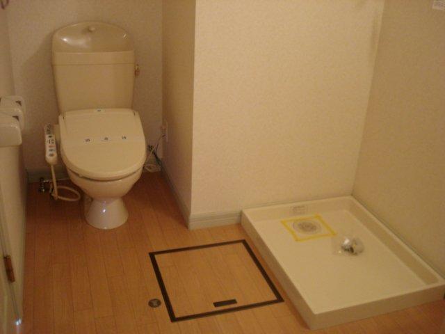 アンジェリックのトイレ