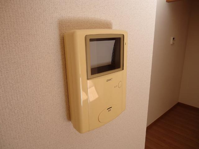 ビッグアップル 201号室のセキュリティ