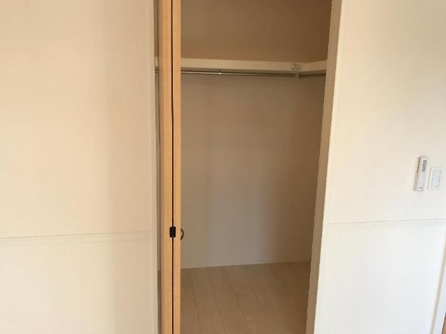 ルミナス 205号室の収納