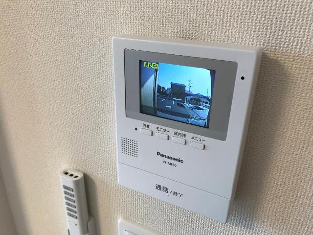 ルミナス 205号室のセキュリティ