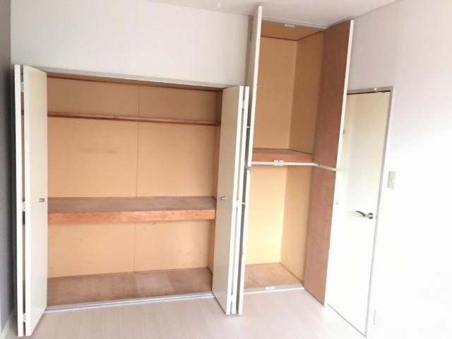 ディアエステート東大宮 00101号室の収納