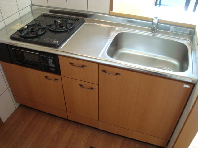 グラディオラスガーデン 00103号室のキッチン