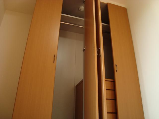 グラディオラスガーデン 00103号室の収納