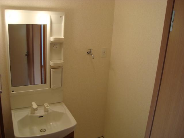 グラディオラスガーデン 00103号室の洗面所