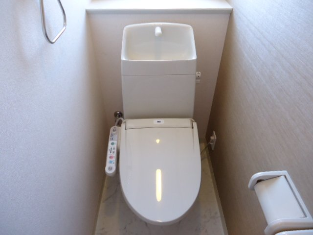 サニーヴィレッジ 00103号室のトイレ