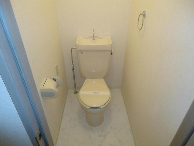ロイヤルヒルズ 106号室のトイレ