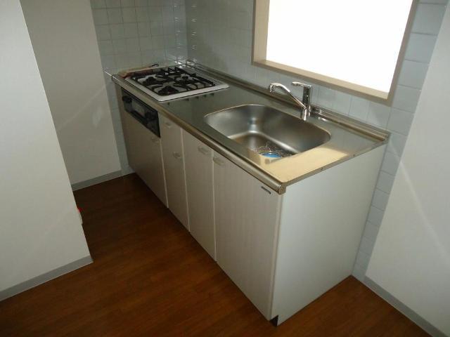 ロイヤルヒルズ 106号室のキッチン