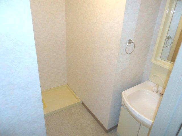 リヴィエール 305号室の洗面所