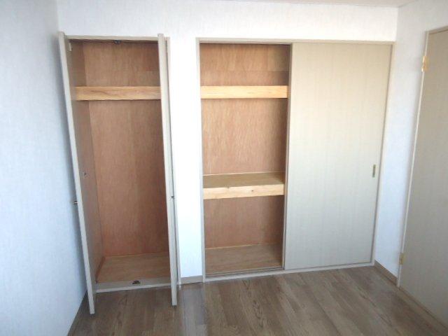リヴィエール 00101号室の収納