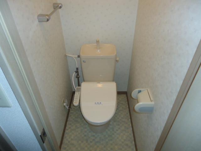 リヴィエール 201号室のトイレ