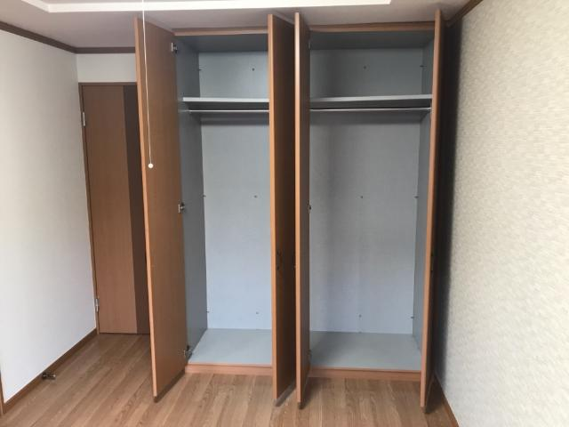 ウィステリア 103号室の収納