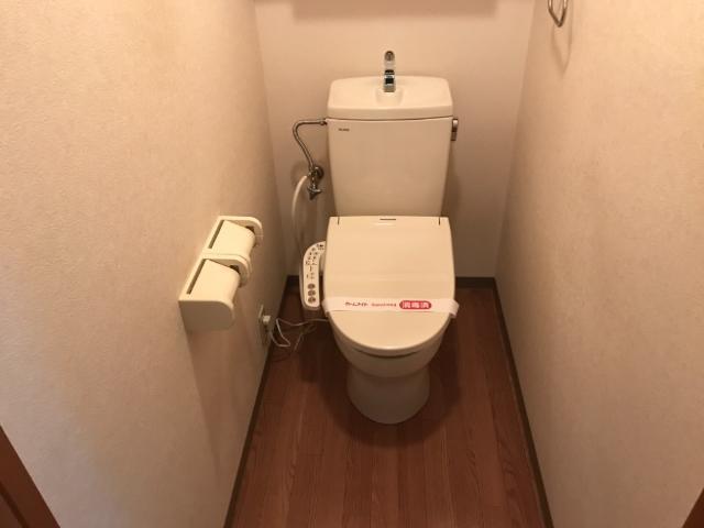 ウィステリア 103号室のトイレ