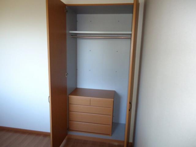 グリーンコート 202号室の収納