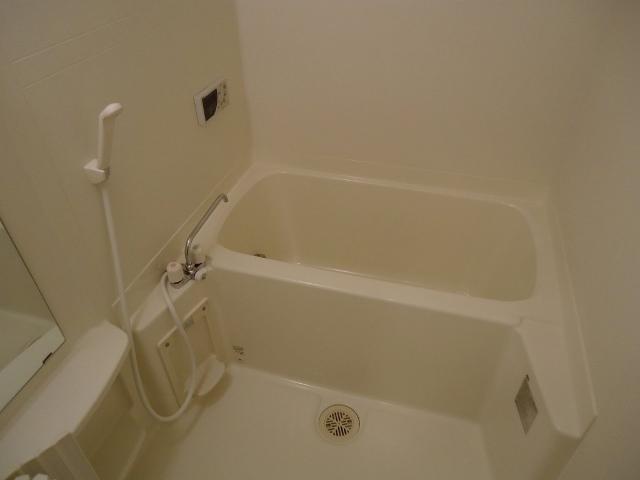 グリーンコート 202号室の風呂
