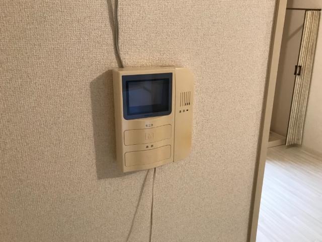 シャトー栗原 103号室のセキュリティ