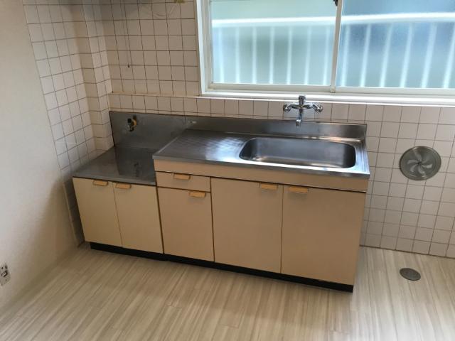 シャトー栗原 103号室のキッチン