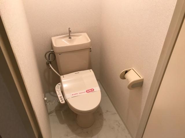 シャトー栗原 103号室のトイレ