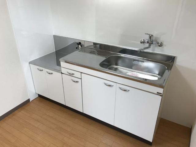 アストラル 302号室のキッチン