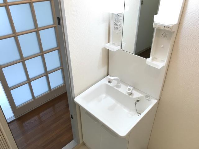 メゾンエスポワール 201号室の洗面所