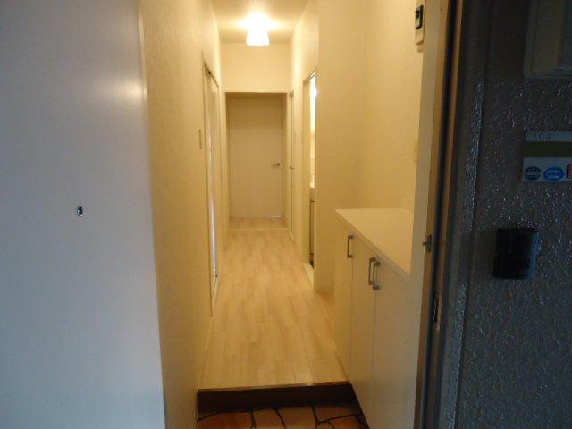 メゾンエスポワール 103号室の玄関