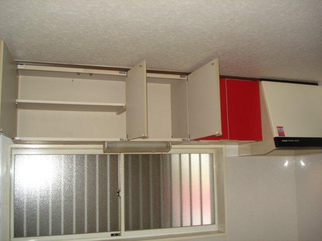 メゾンエスポワール 103号室のキッチン