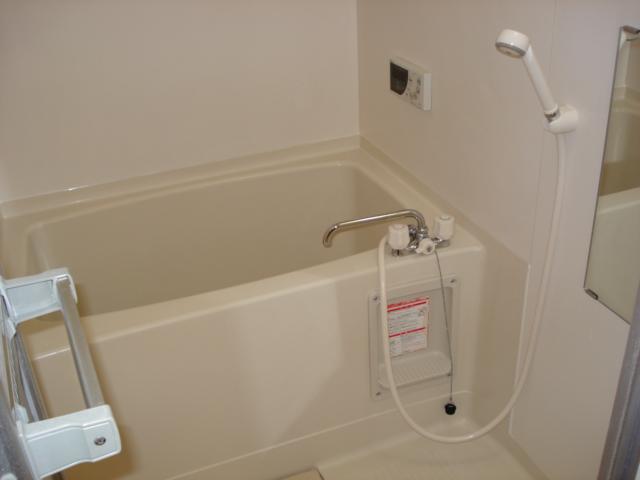 メゾンエスポワール 103号室の風呂