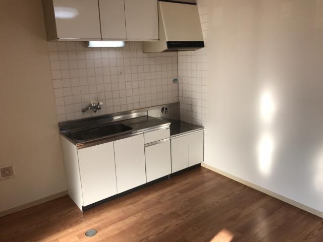 アストラル2 305号室のキッチン