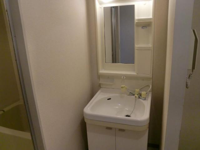メゾンミヤマエ 202号室の洗面所