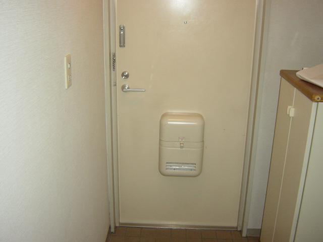 プルミエール 00311号室の玄関