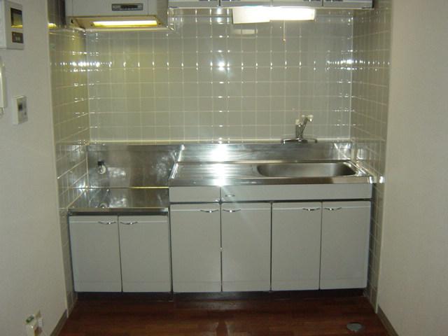 プルミエール 00311号室のキッチン