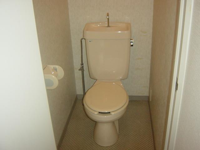 プルミエール 00311号室のトイレ