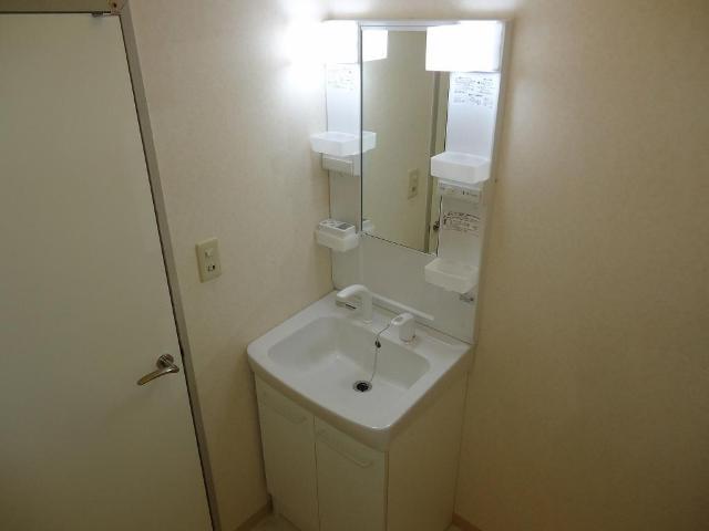 プルミエール 00311号室の洗面所