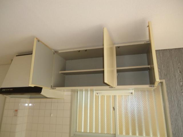 シャトー栗原2 102号室のキッチン