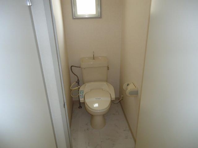 シャトー栗原2 102号室のトイレ