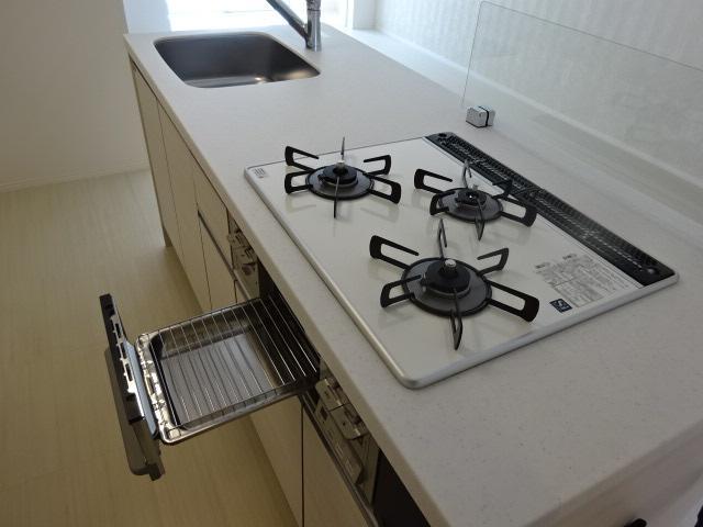 メルヴェーユ 103号室のキッチン