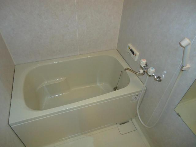 パワーピーチ 101号室の風呂