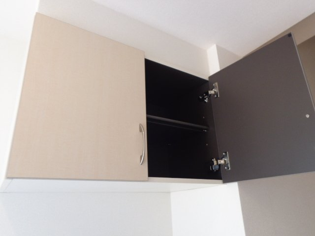 La Flore 201号室の収納