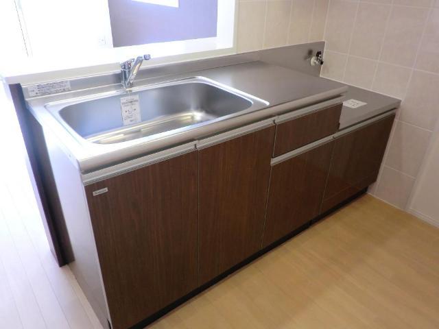 仮)加須市外川ロココモダン 203号室のキッチン