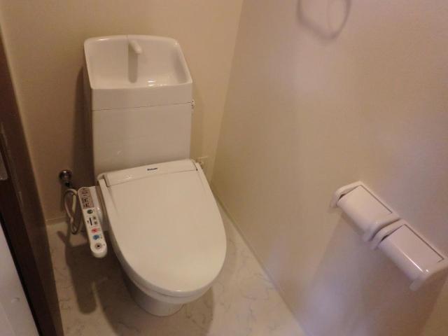 仮)加須市外川ロココモダン 203号室のトイレ