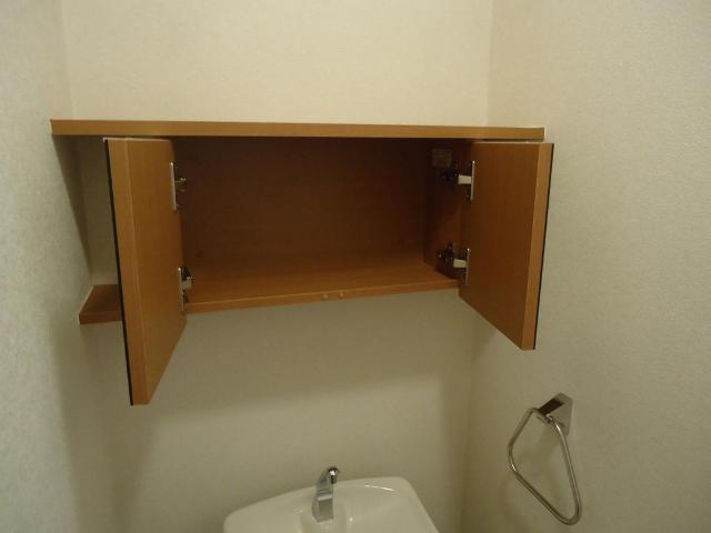 プロニティー 101号室のトイレ