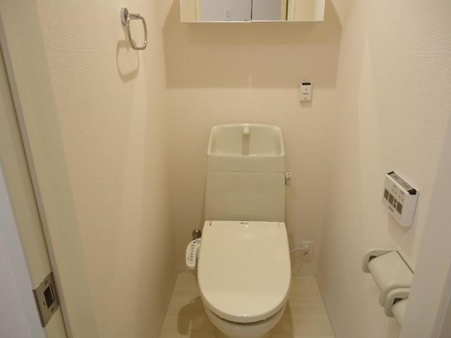 メゾンド・オウサム 101号室のトイレ
