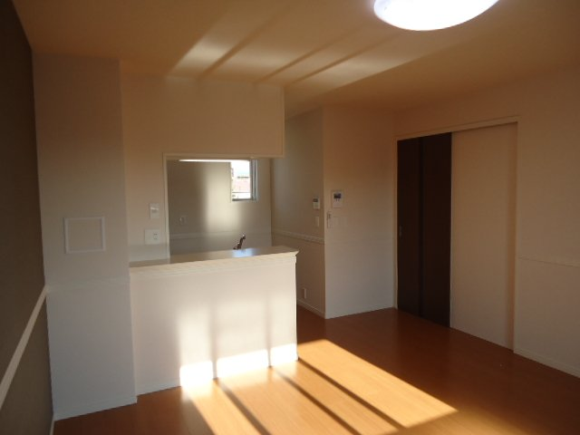Epoch・K 00201号室のキッチン