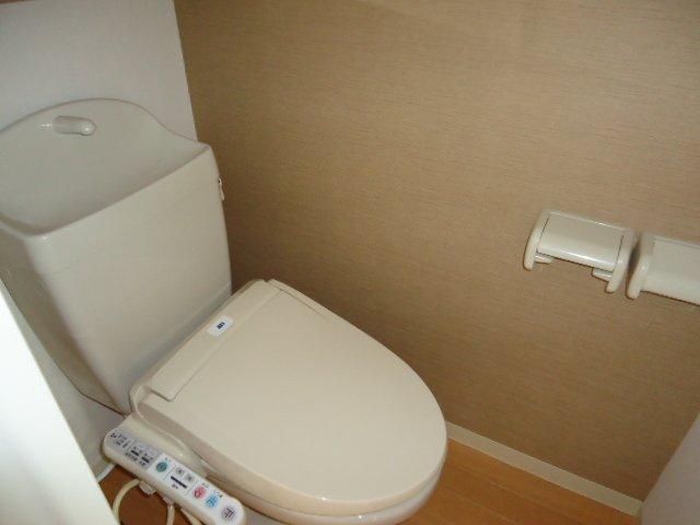 Epoch・K 00201号室のトイレ