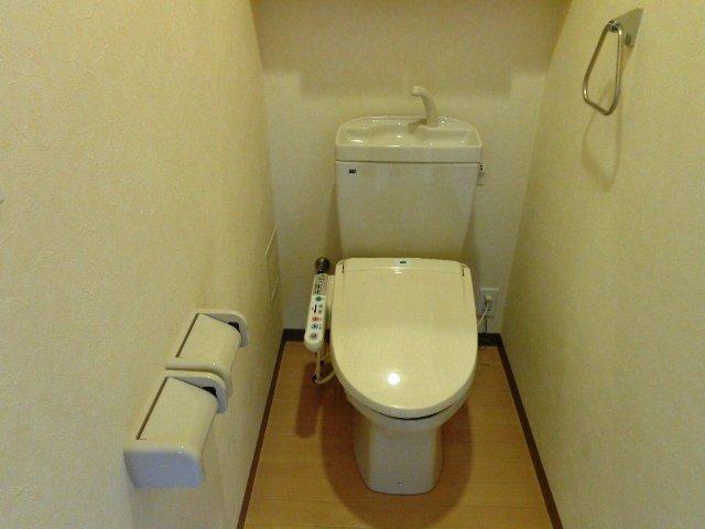 ハレクラニⅠ 202号室のトイレ