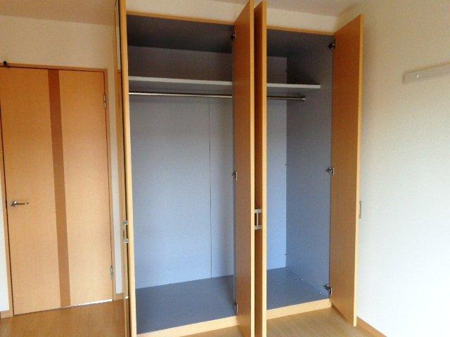 ハレクラニⅠ 202号室の収納